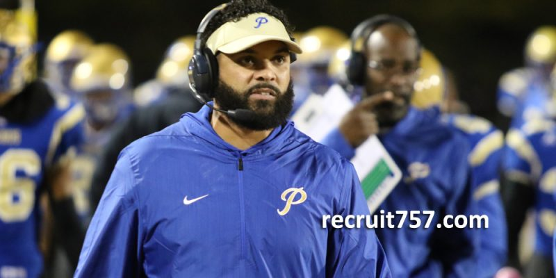 Jeremy Blunt - Phoebus - Peninsula District Preview