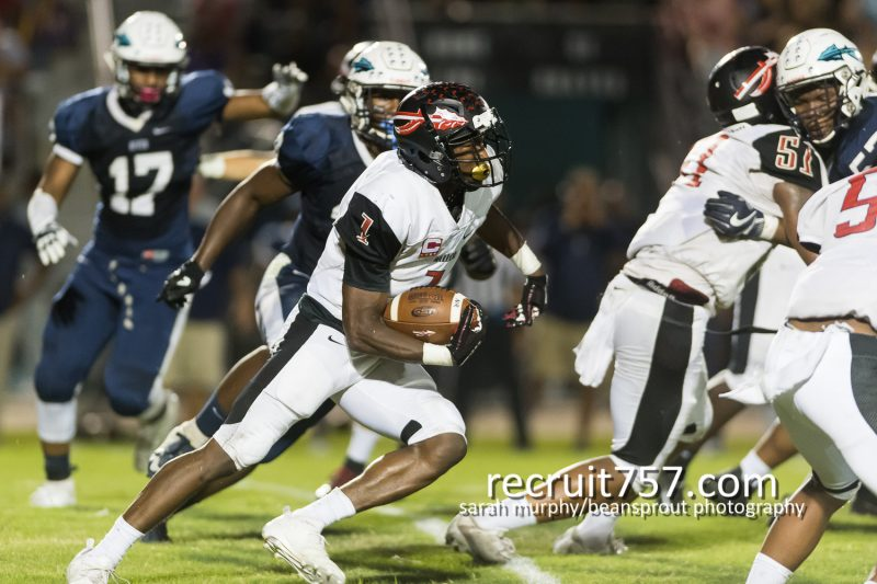Nansemond River - Indian River - Friday Night
