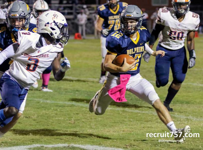Ocean Lakes - VHSL - Josh Brown