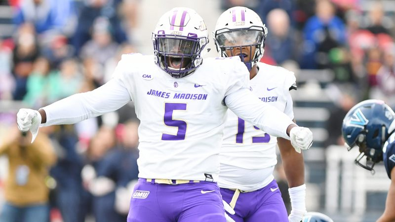 JMU - James Madison - Ron'Dell Carter