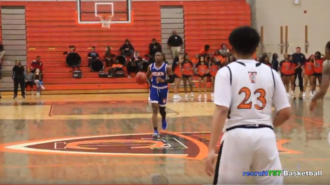 Wilson - Churchland - Hoops Highlights
