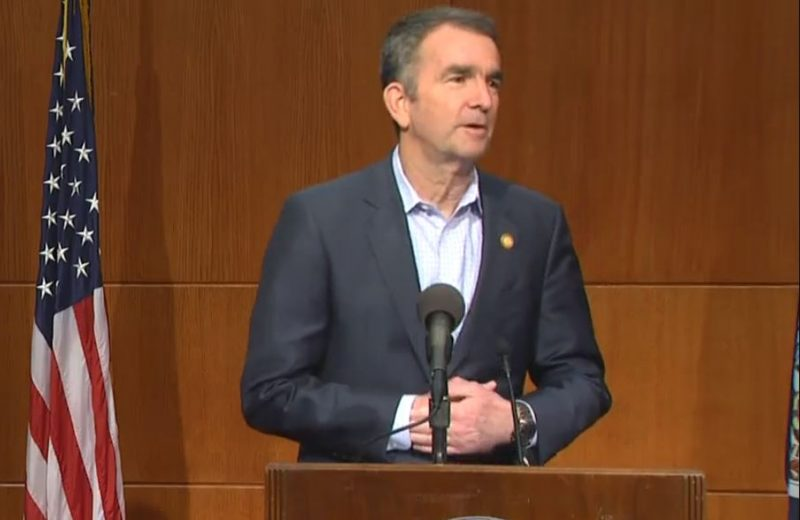 Virginia Schools - Ralph Northam