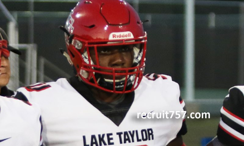 Lake Taylor - Tyrique Tucker
