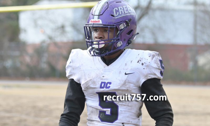 Deep Creek - Jalen Jones